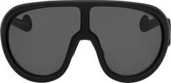 Moncler Black Mask Oversized Sunglasses