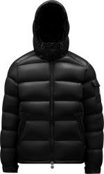 Moncler Black Maya Puffer Jacket G20911a5360068950999