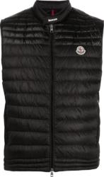 Black 'Gir' Vest