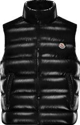 Black 'Tib' Vest