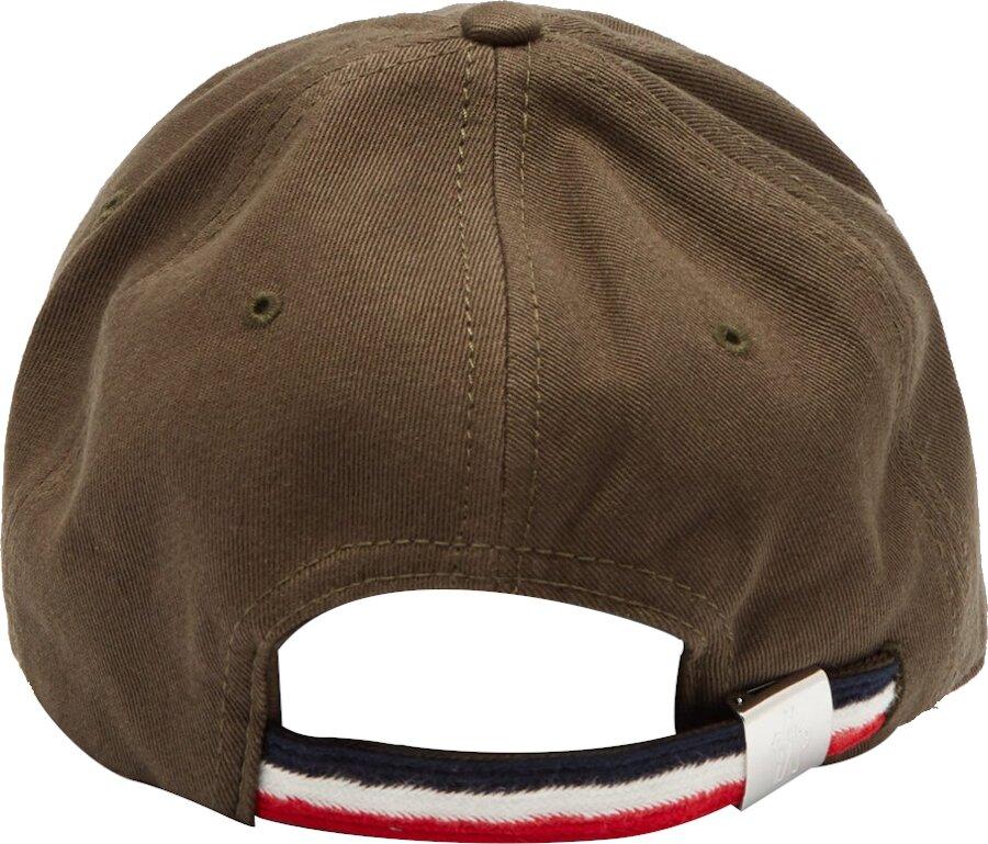 Moncler Brown Adjustable Hat