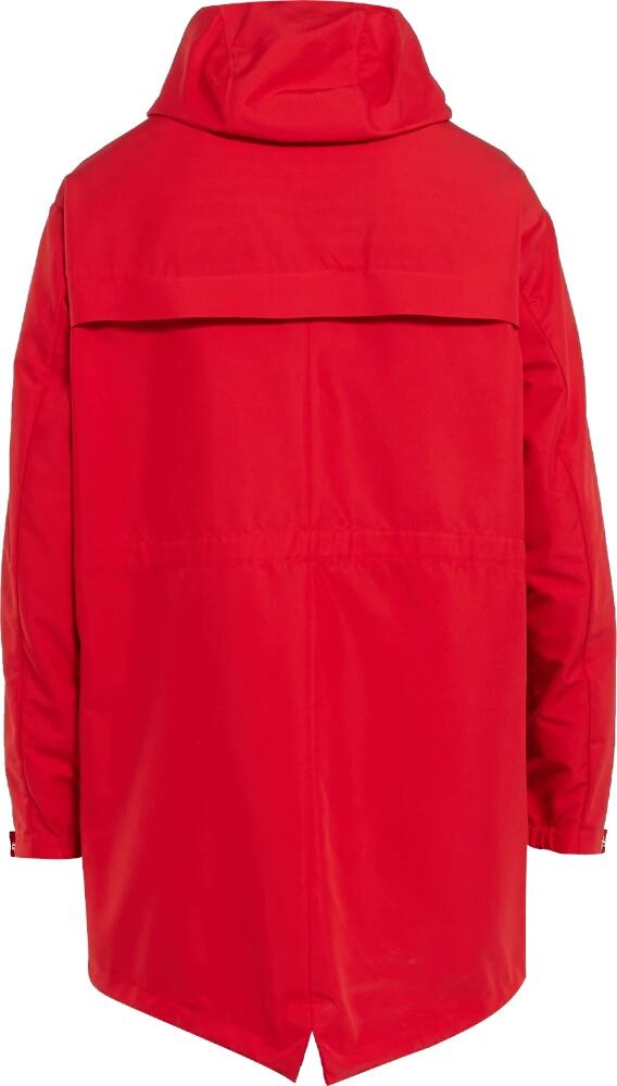 Red 'Granduc' Jacket