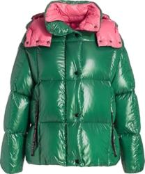 Green 'Parana' Puffer Jacket
