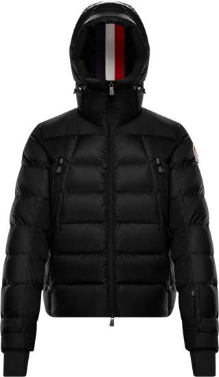 Moncler Grenoble Black Camurac Jacket F20971a5054053864