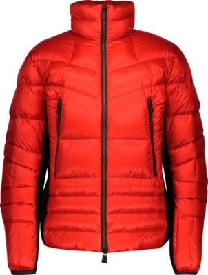 Moncler Grenoble Red Canmore Jacket