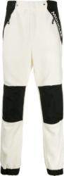 White Fleece Pants
