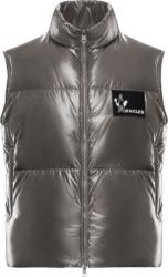 Grey 'Banker' Vest
