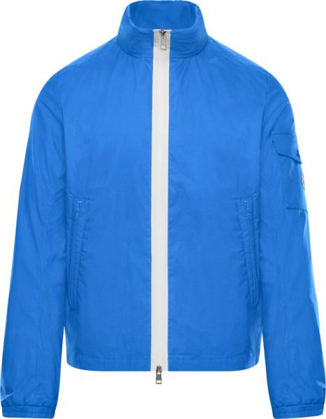 Moncler Light Blue Brize Jacket