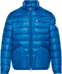 Moncler Light Blue Liam Padded Jacket