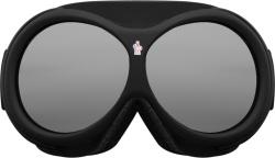 Matte Black Ski Goggles