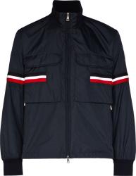 Moncler Navy Seine Jacket
