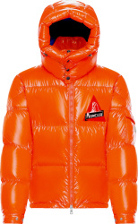 Moncler Ornage Wilson Puffer Jacket