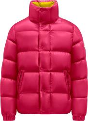 Moncler Pink Dervo Puffer Jacket