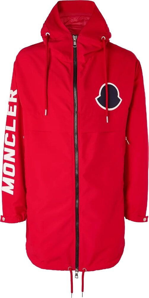 Moncler Red Granduc Jacket