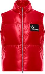 Red 'Banker' Vest
