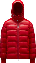 Moncler Red Culliver Puffer Jacket G20911a0000268950455