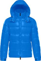 Moncler Royal Blue Puffer Jacket