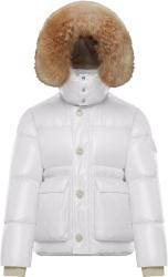 White 'Armoricano' Jacket