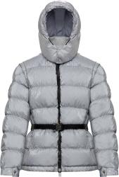 Moncler X 1017 Alxy 9sm Silver Puffer Jacket
