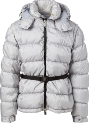 Moncler x 1017 ALYX 9SM Silver Puffer Jacket