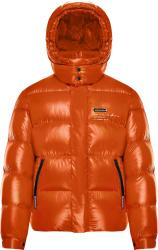 Moncler X Fragment Orange Hanriot Puffer Jacket