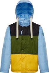 Moncler X Jw Anderson Multicolor Colorblock Borealis Hooded Down Jacket G109e1a00003m1149