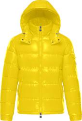 Yellow 'Maya' Jacket