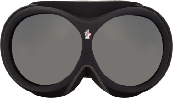 Montcler Black Goggles