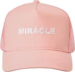 Nahmas Pink Miracle Trucker Hat