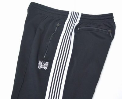 Navy Needles Track Pants Wore By Post Malone