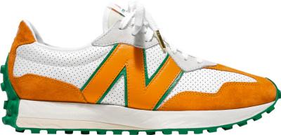 New Balance X Casablance Whtie Orange Green Sneakers