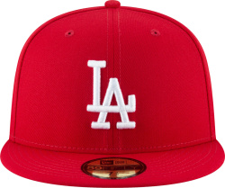 L.A. Dodgers Red 59FIFTY