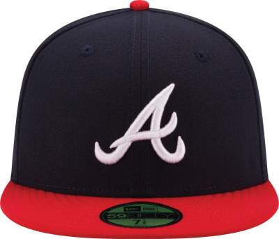 New Era Atlanta Braves 59fifty