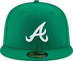 Atlanta Braves Kelly Green 59FIFTY