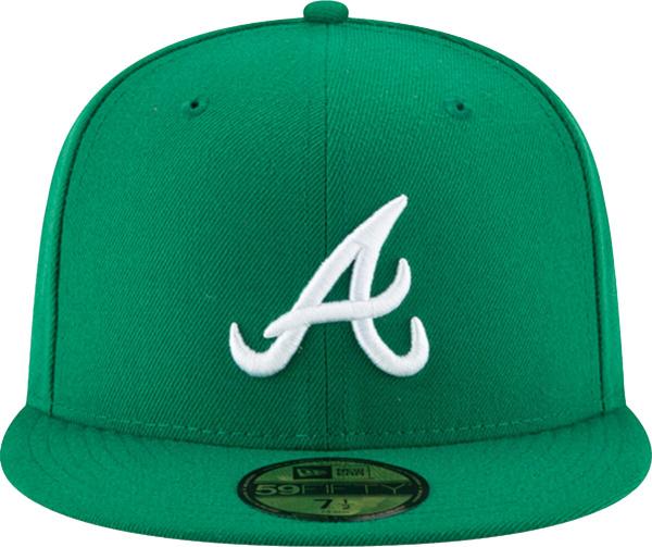 New Era Atlanta Braves Green 59fifty
