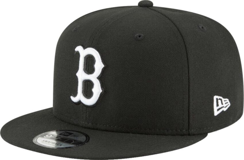 New Era Black Boston Red Sox 9fifty Snapback