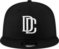 New Era Black Dc Snap Back