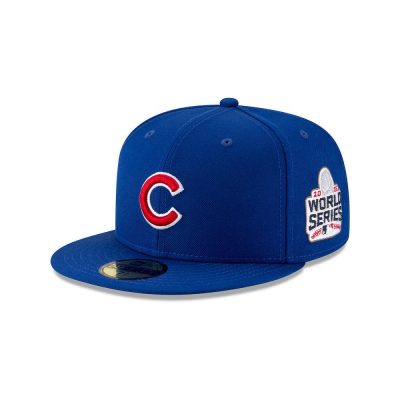 New Era Chicago Cubs World Series 59fifty Worn Lil Uzi Vert