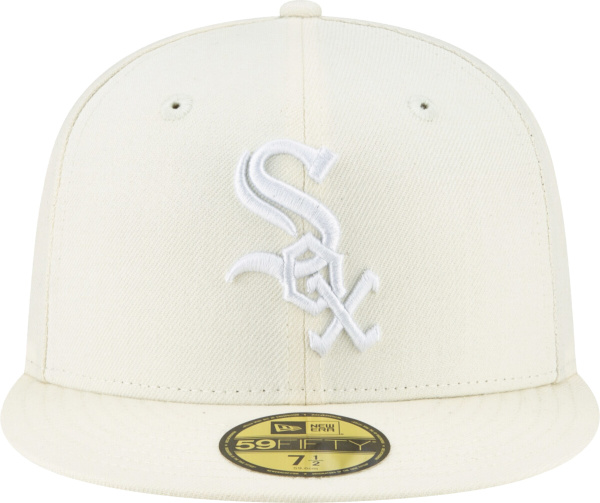New Era Chicago White Sox All White 59fifty