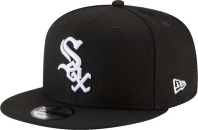 New Era Chicago White Sox Black 9fifty Hat