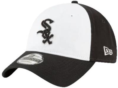New Era Chicago White Sox Nine Twenty Black And White Hat