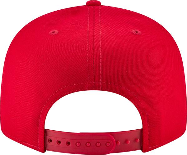 New Era La Angels Red Snapback
