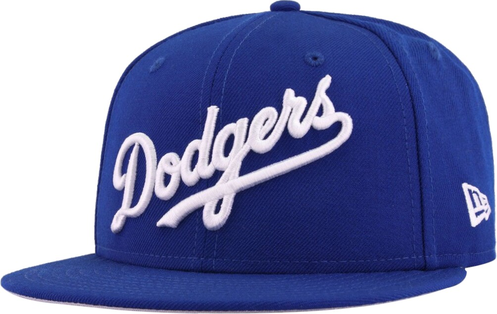 New Era La Dodgers Wordmark 59fifty Hat