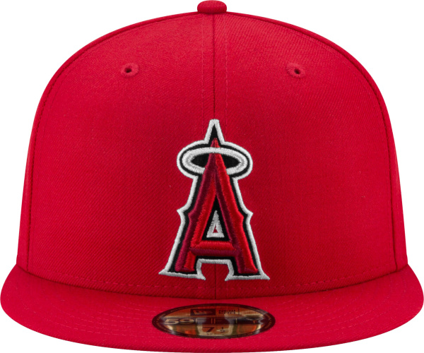 New Era Los Angeles Angles Red 59fifty