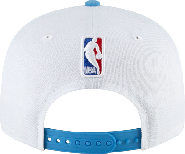 New Era Los Angeles Lakers White And Light Blue City Edition Snapback