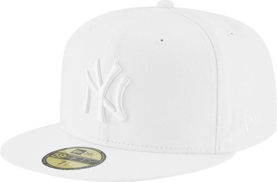 New Era New York Yankees All White 59fifty