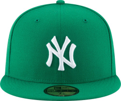 New Era New York Yankees Kelly Green 59 Fifty