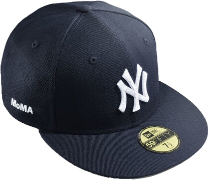 New Era New York Yankees Museum Of Modern Art 59fifty Hat