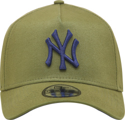 New York Yankees Army Green 9Forty Hat