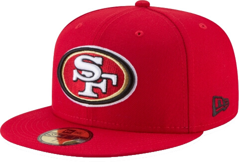 New Era Nfl Collection 49ers Hat